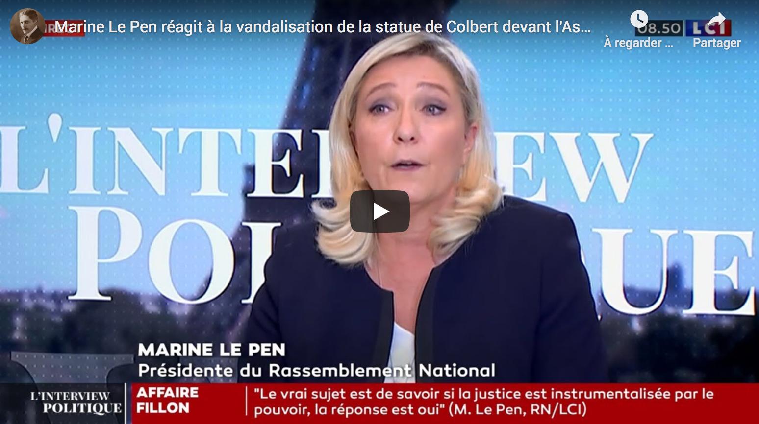 Marine Le Pen et Louis Aliot refusent de défendre la liberté d'expression de Hervé Ryssen