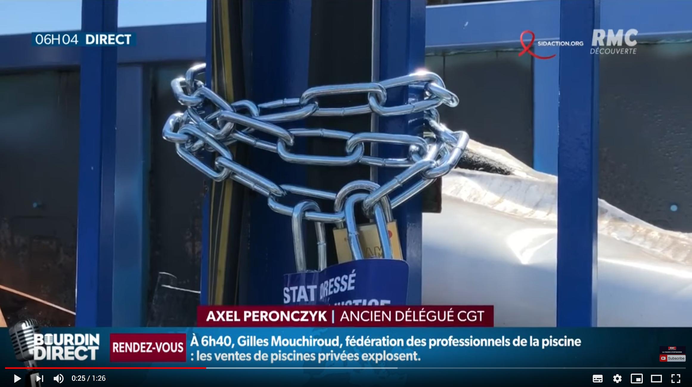 Les 136 ex-salariés de Luxfer réclament la relocalisation de leur usine