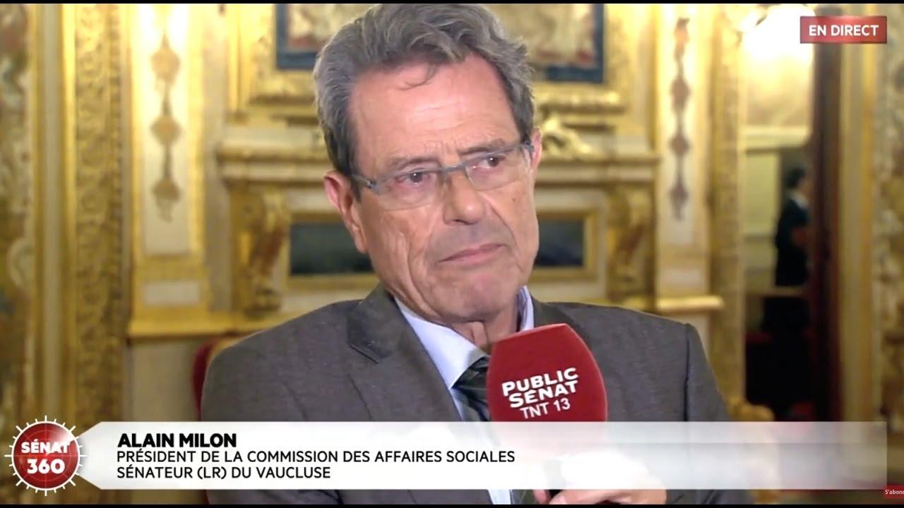 Le sénateur Alain Milon (LR) a une part de responsabilité dans la pénurie de masques