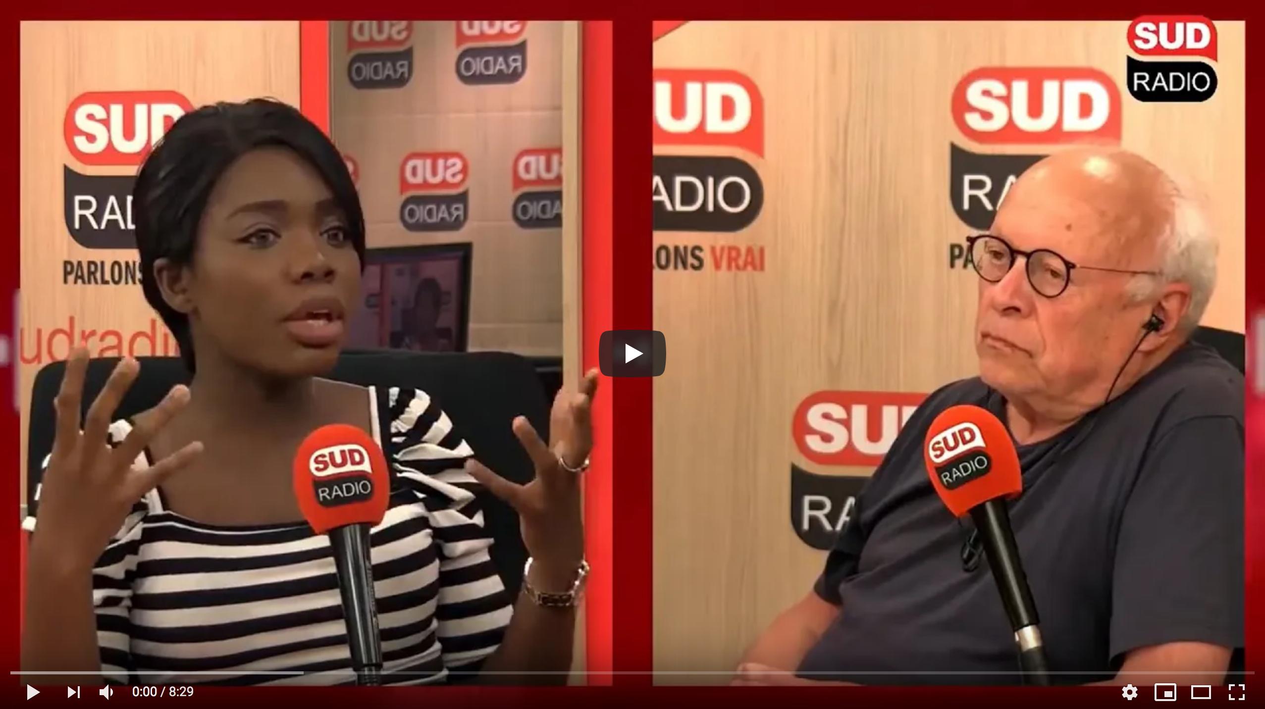 "Stella Kamnga : ""Ils cultivent la haine du Blanc !"" (VIDÉO)"