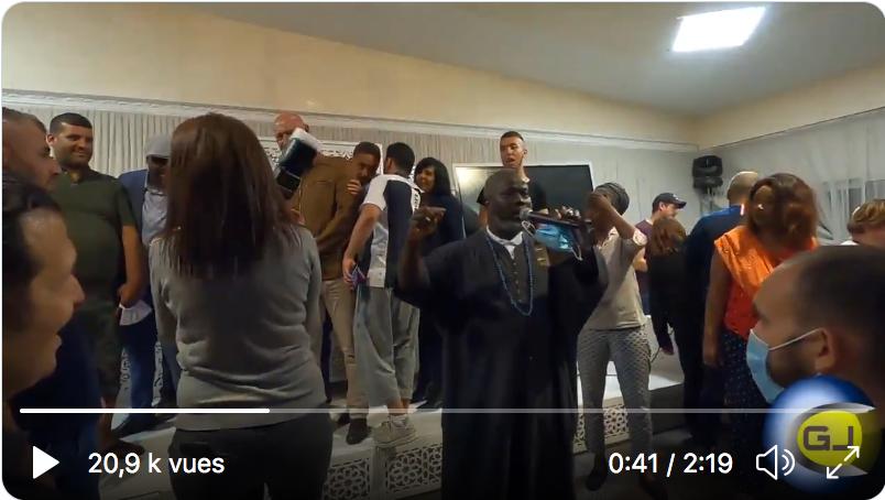 Les électeurs du nouveau maire de Mantes-la-Ville fêtent la défaite du maire RN en criant « 1,2,3 viva l'Algérie ! » (VIDÉO)