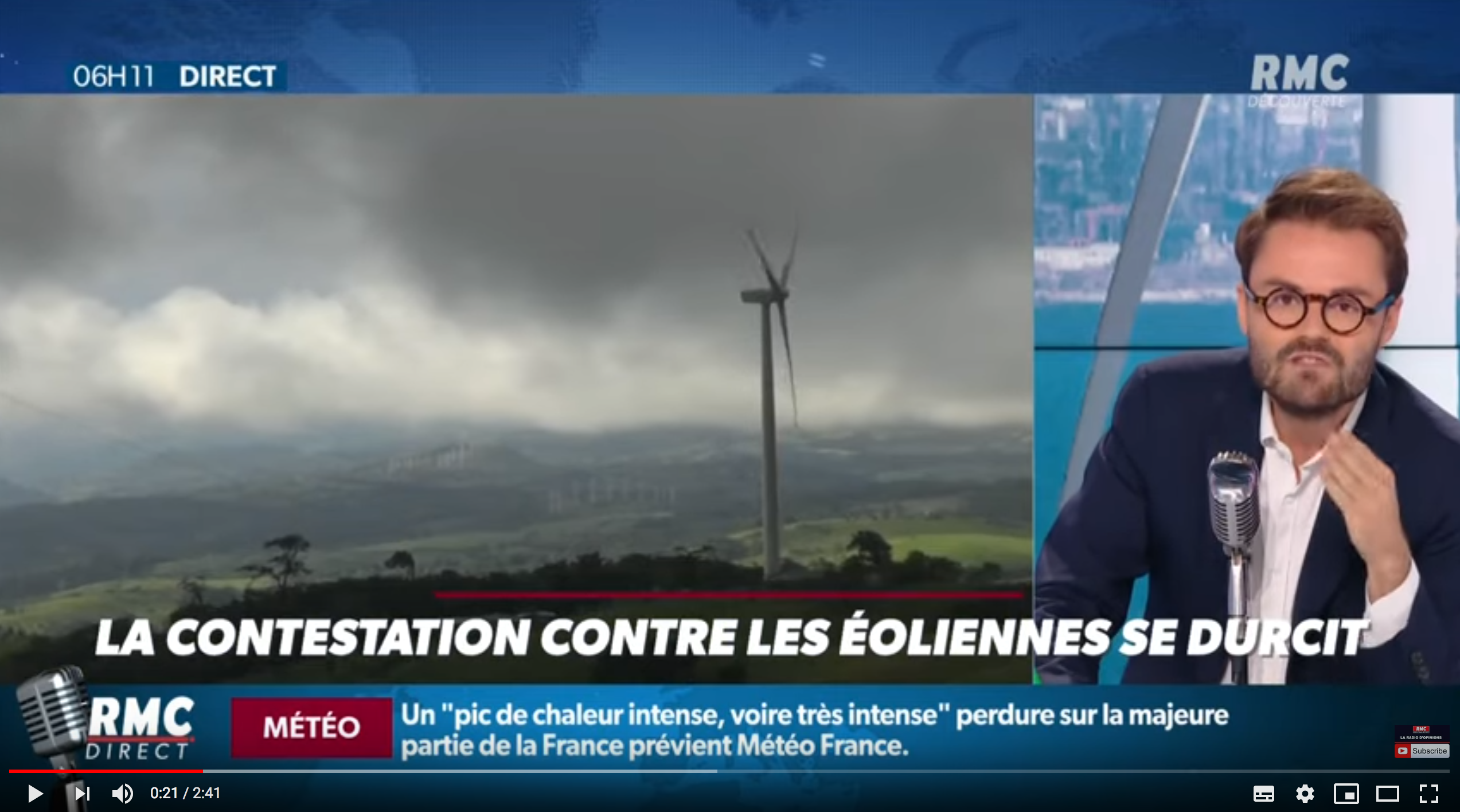 Nouvelle-Aquitaine : le parc éolien grandissant inquiète les associations et les acteurs du tourisme