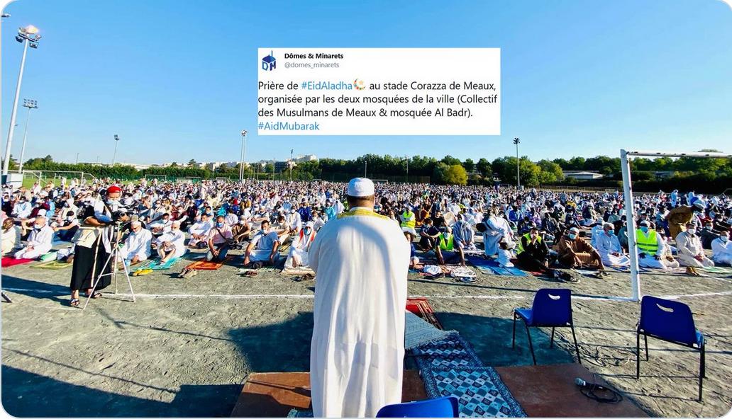 Ambiance dans le califat de Jean-François Copé