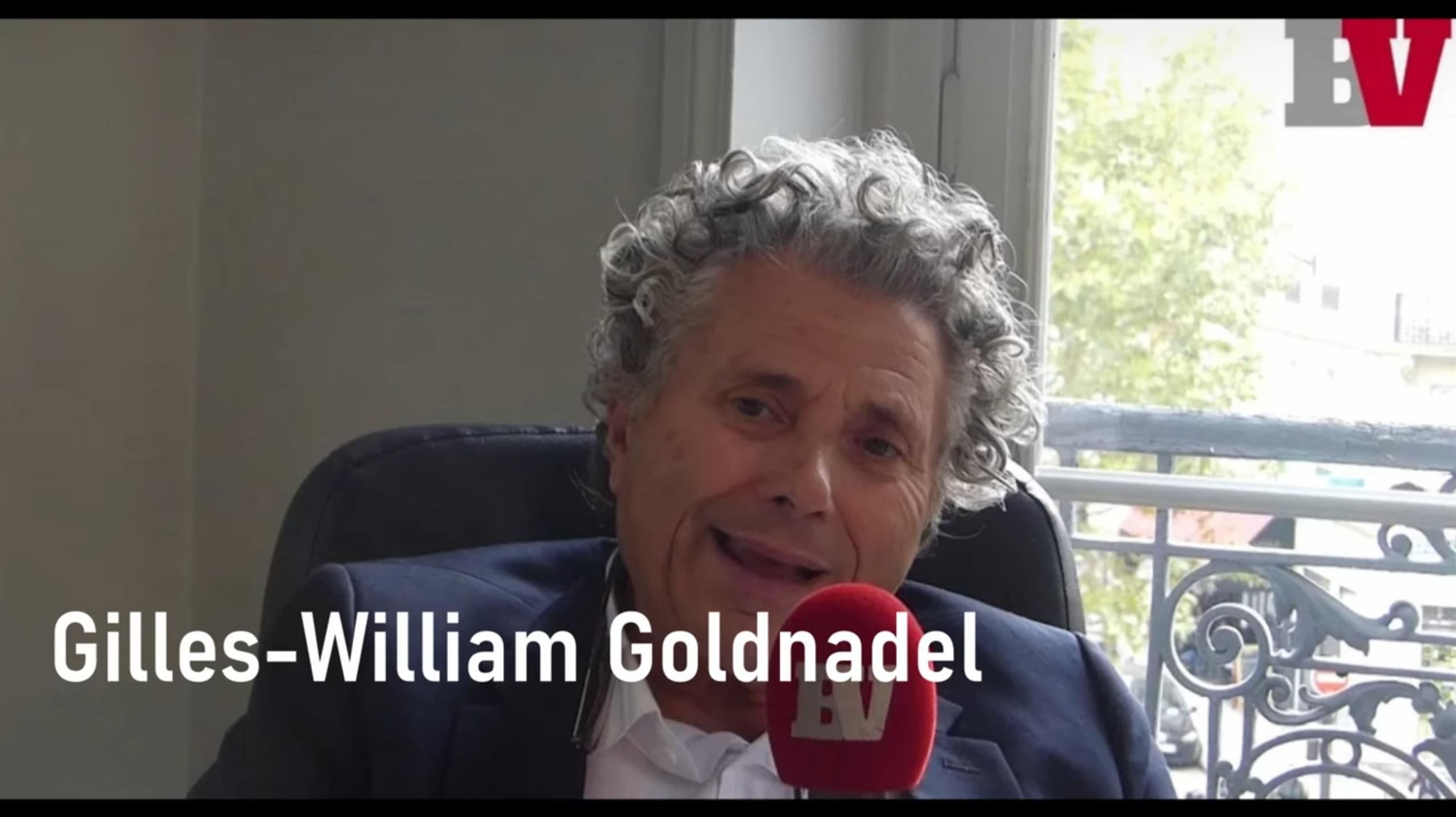 Gilles-William Goldnadel sur les écolos : Des extrémistes de gauche (AUDIO)