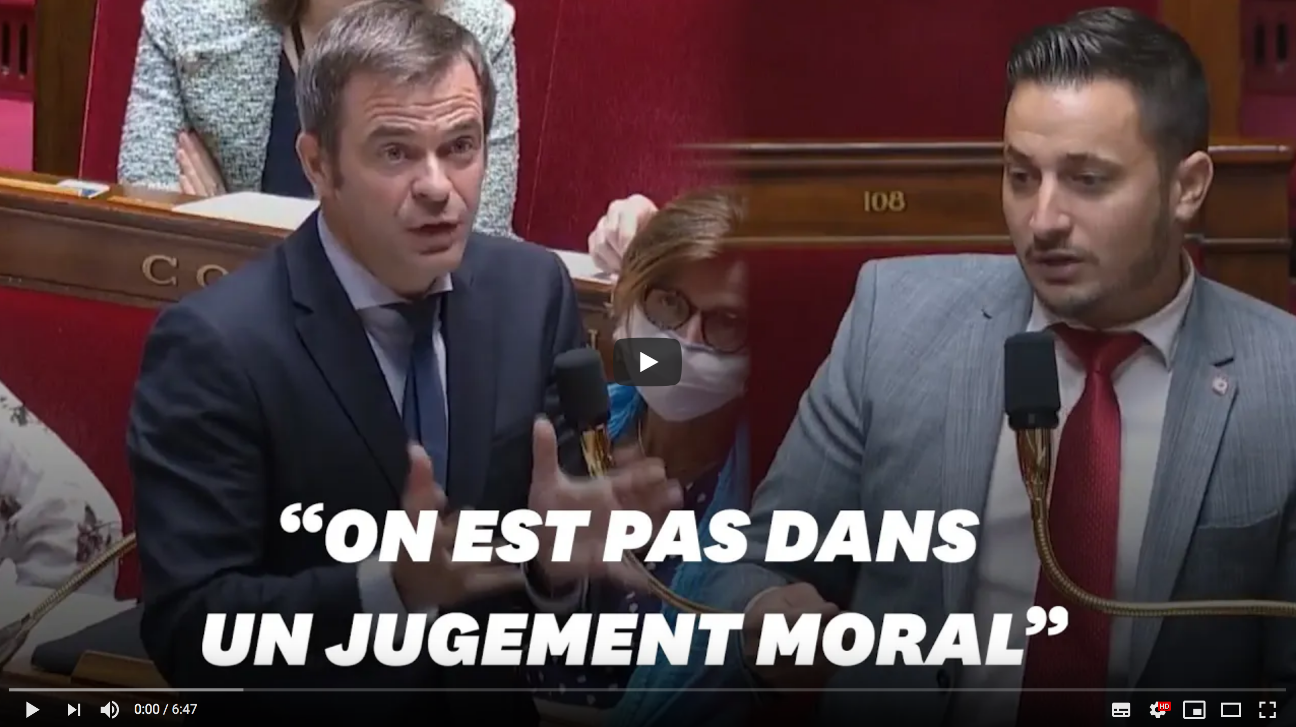 Science VS idéologie : le ministre de la Santé Olivier Véran refuse la suppression des restrictions de don du sang pour les homosexuels exigée par les lobbies LGBT