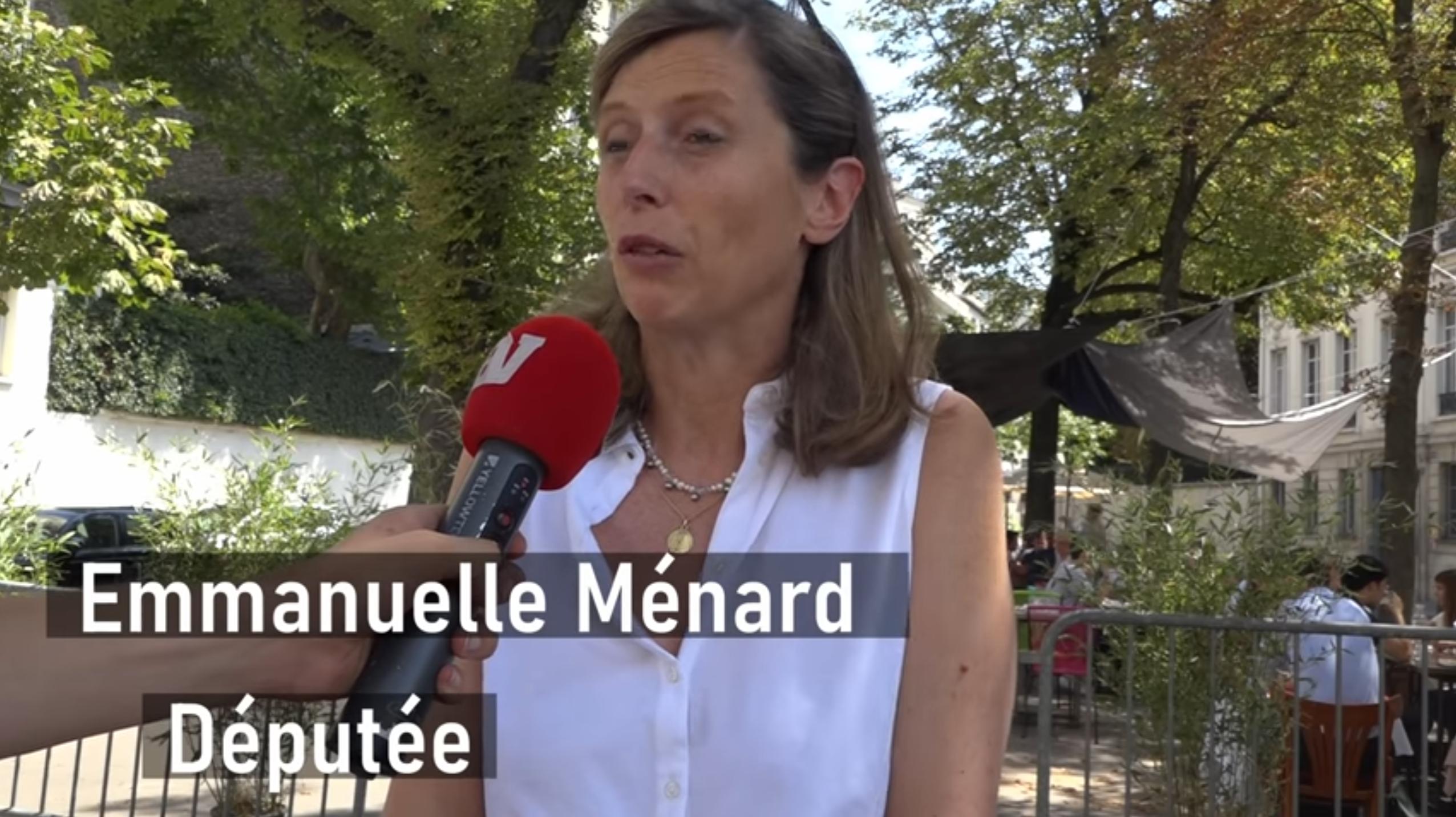 PMA pour les lesbiennes votée, Emmanuelle Ménard effondrée (VIDÉO)