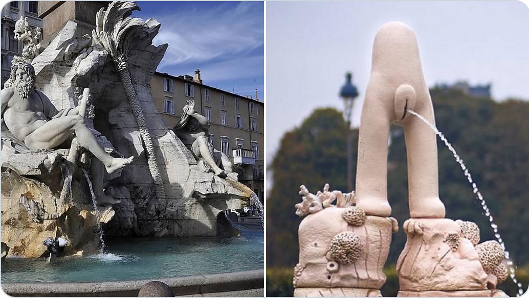 Le progressisme résumé en deux images