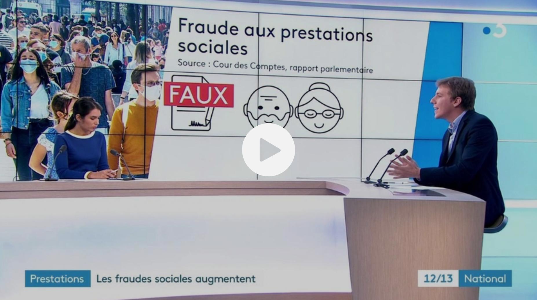 Fraude aux prestations sociales : la Cour des comptes sonne l'alarme