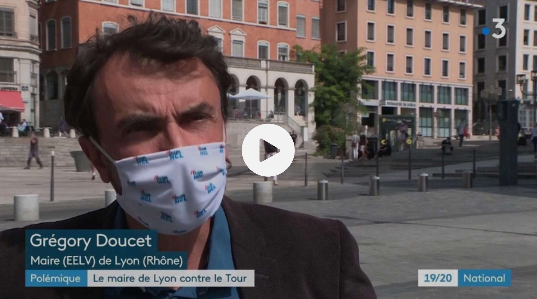 Lyon : l'extrémiste EELV installé à la mairie a aussi un problème avec la gastronomie et le vin français