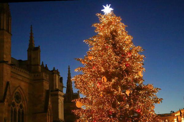 Déjà plus de 12 000 signatures pour réclamer un sapin de Noël à Bordeaux