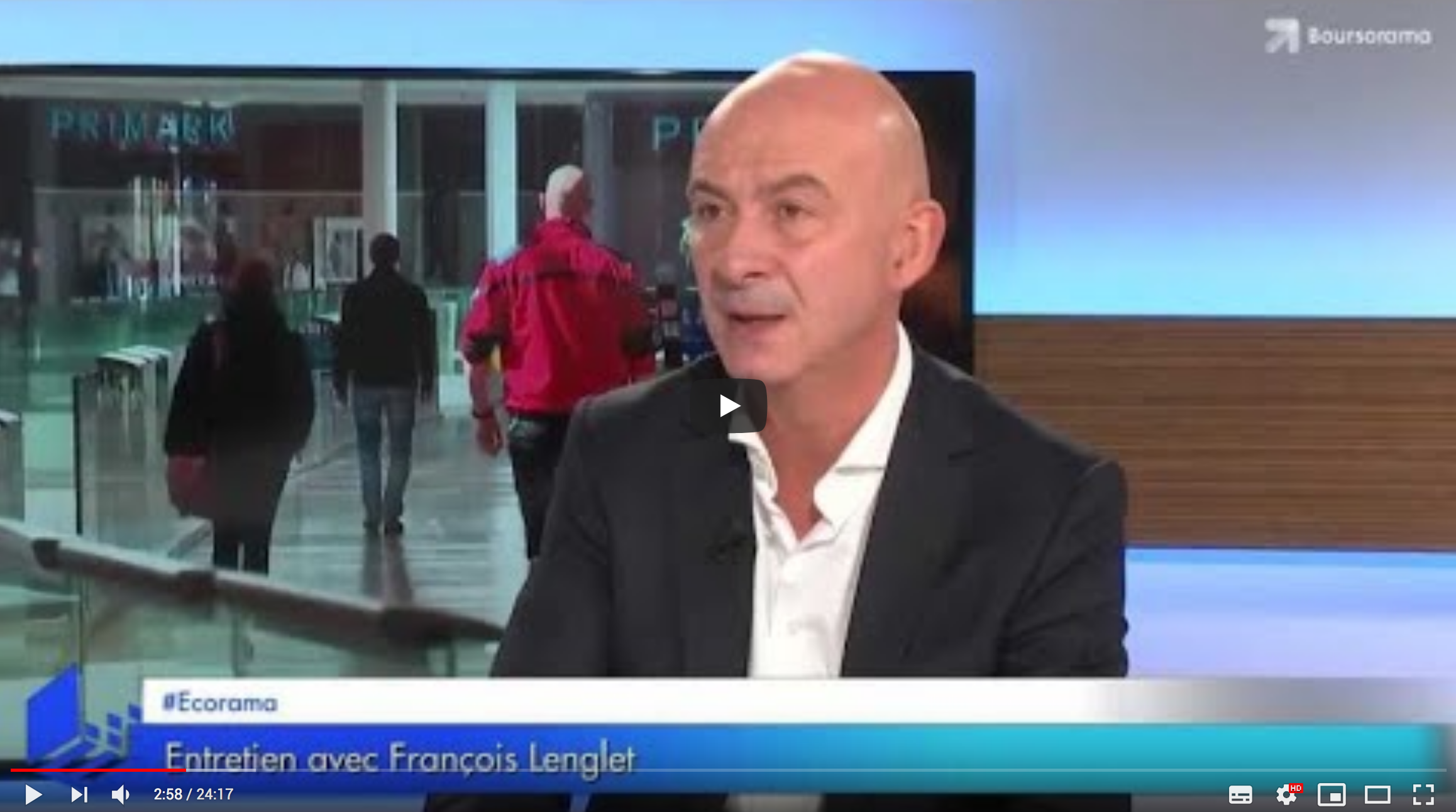 """François Lenglet : """"Comme toujours, ce sont les épargnants qui vont payer la crise !"""" (VIDÉO)"""