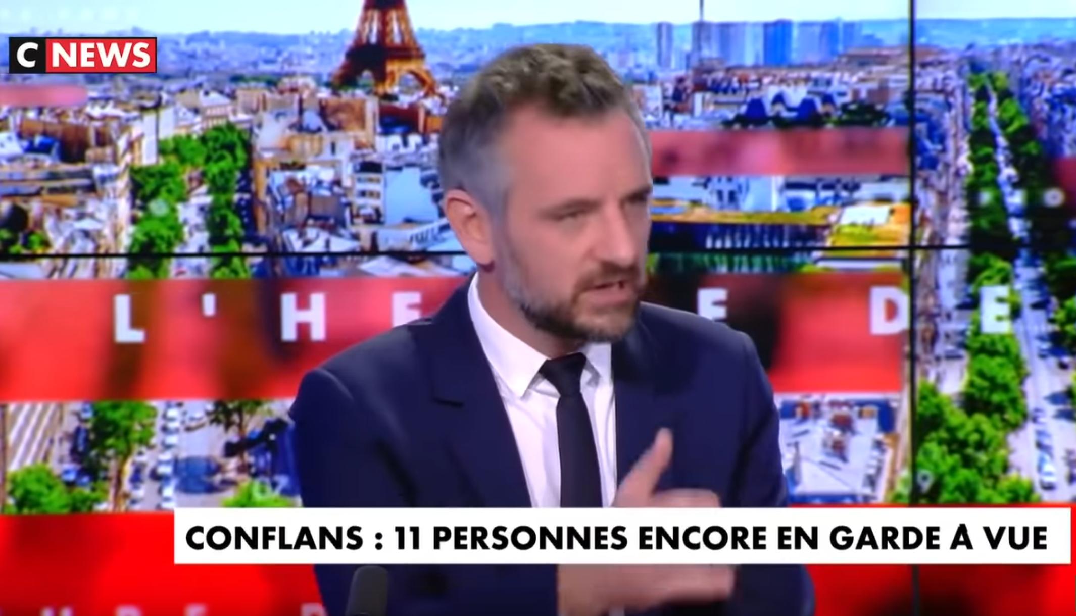 """Florian Bachelier, député LREM d'Ille-et-Vilaine, reconnaît qu'il y a """"un sujet sur la matinale"""" de France Inter : """"La ligne éditoriale pose parfois question"""" (VIDÉO)"""