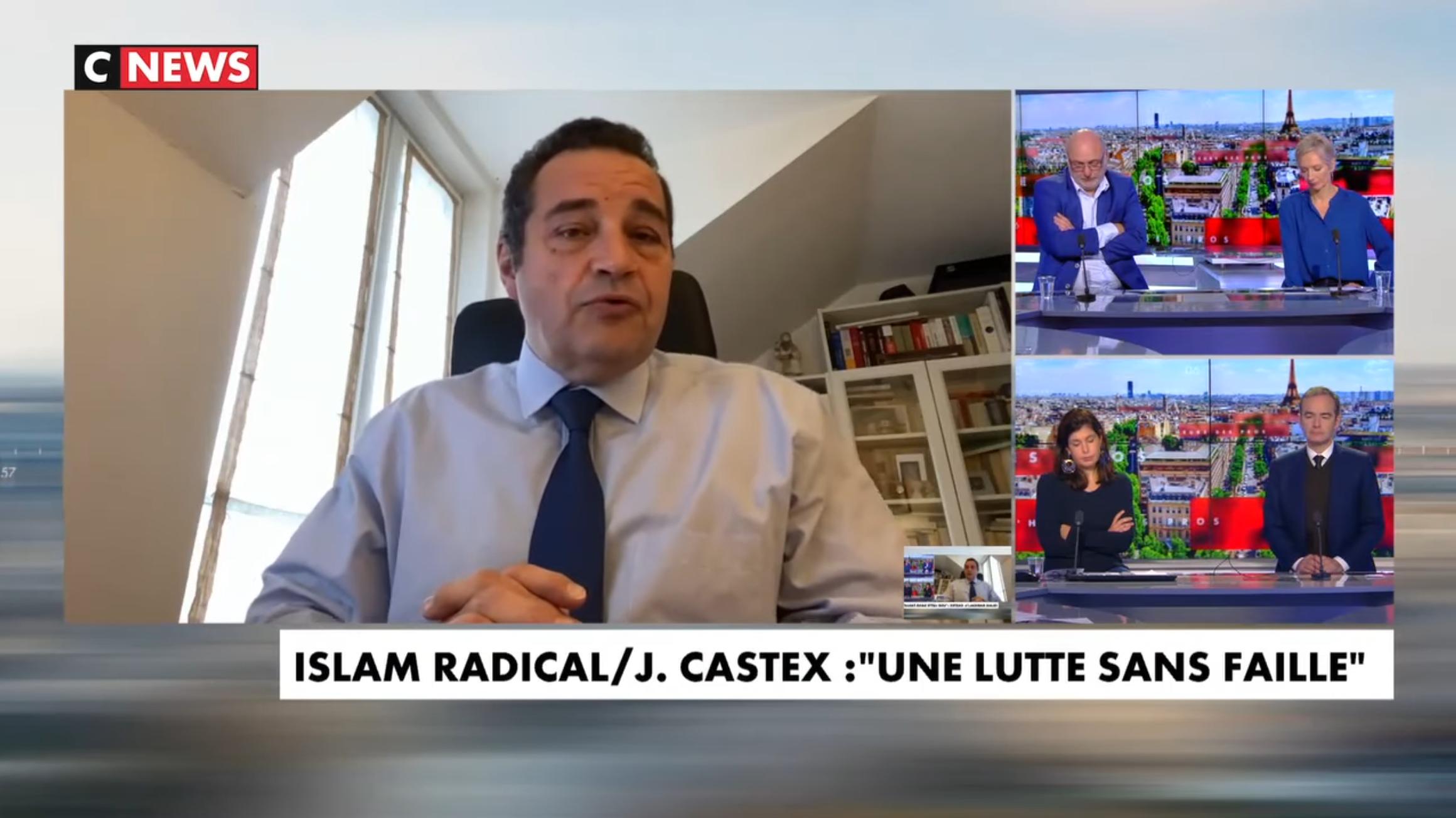 """Jean-Frédéric Poisson recadre le bisounours Philippe Guibert : """"L'islam est incompatible avec la France"""" (VIDÉO)"""