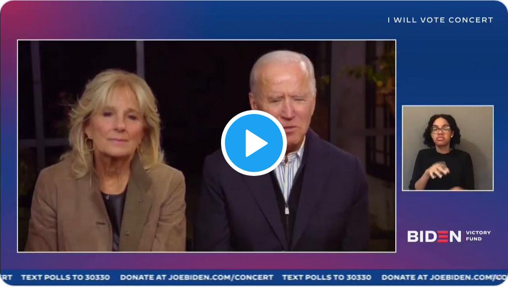Complètement gâteux, Joe Biden confond Donald Trump avec… George W. Bush (VIDÉO)