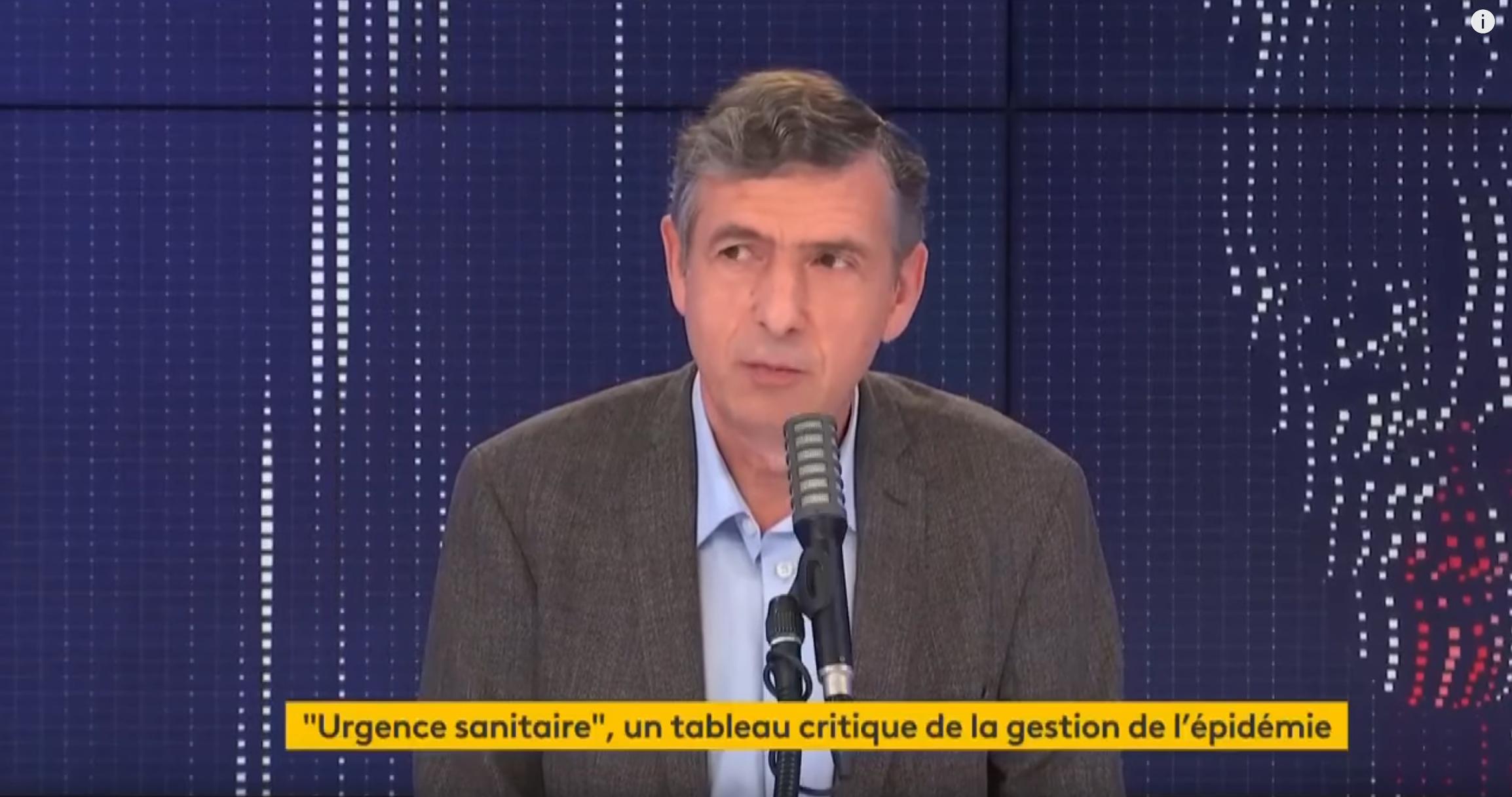 """L'attaque minable du Pr Éric Caumes contre le Pr Didier Raoult : """"Il dit beaucoup de baratin !"""" (VIDÉO)"""