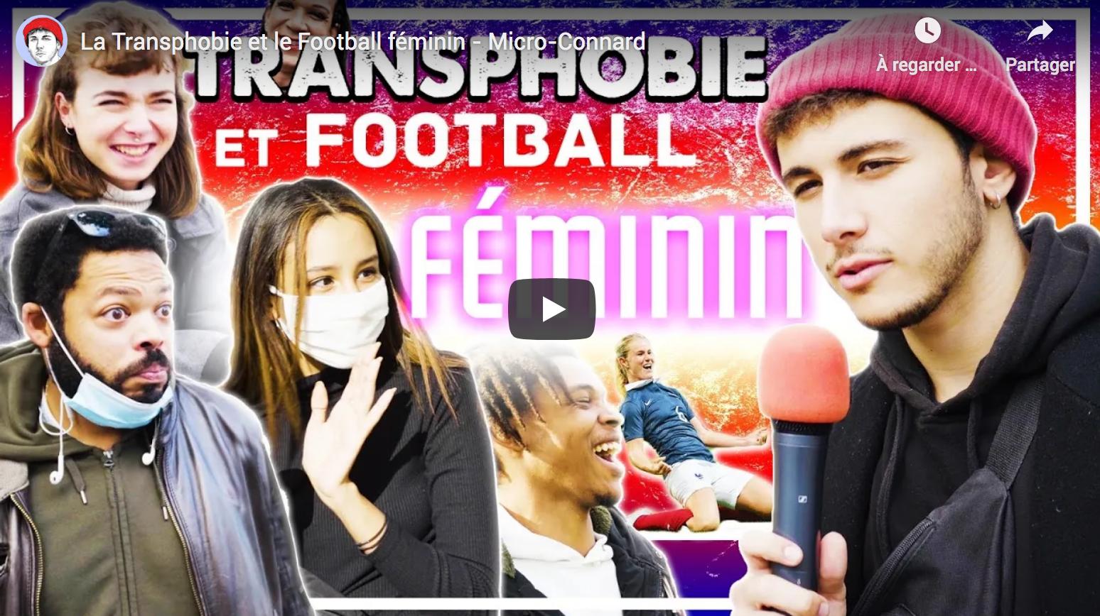"""""""Transphobie"""" et football féminin (El Rayan)"""