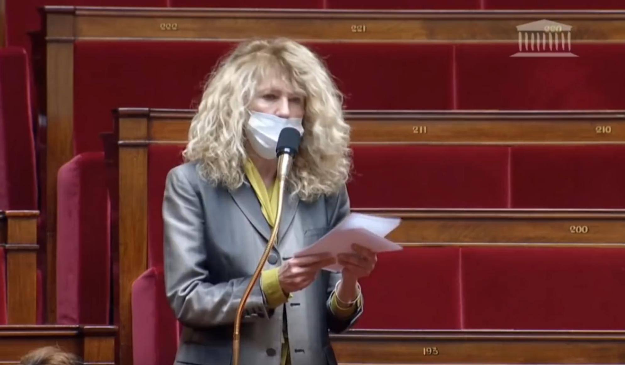 Vaccination obligatoire contre la Covid-19 : Le député Martine Wonner (ex-LREM) nous alerte sur les projets pervers et liberticides du gouvernement