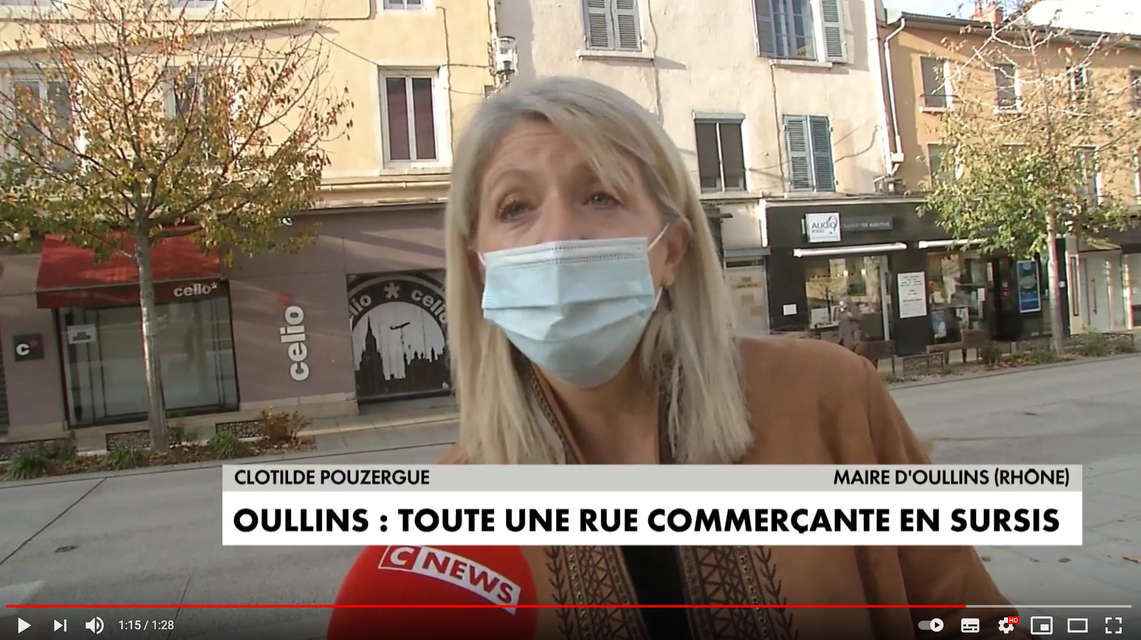 Oullins : toute une rue commerçante en sursis (REPORTAGE)