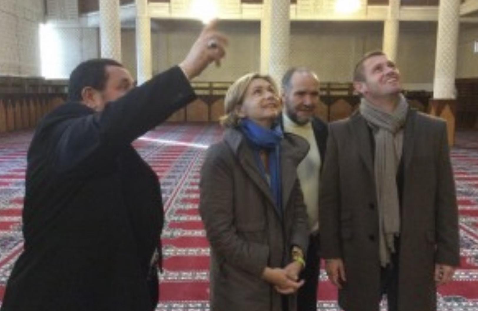 Valérie Pécresse compromise avec des islamistes (PHOTOS EXCLUSIVES)