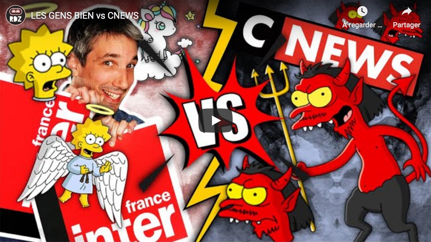 CNEWS dépasse de nouveau BFM TV