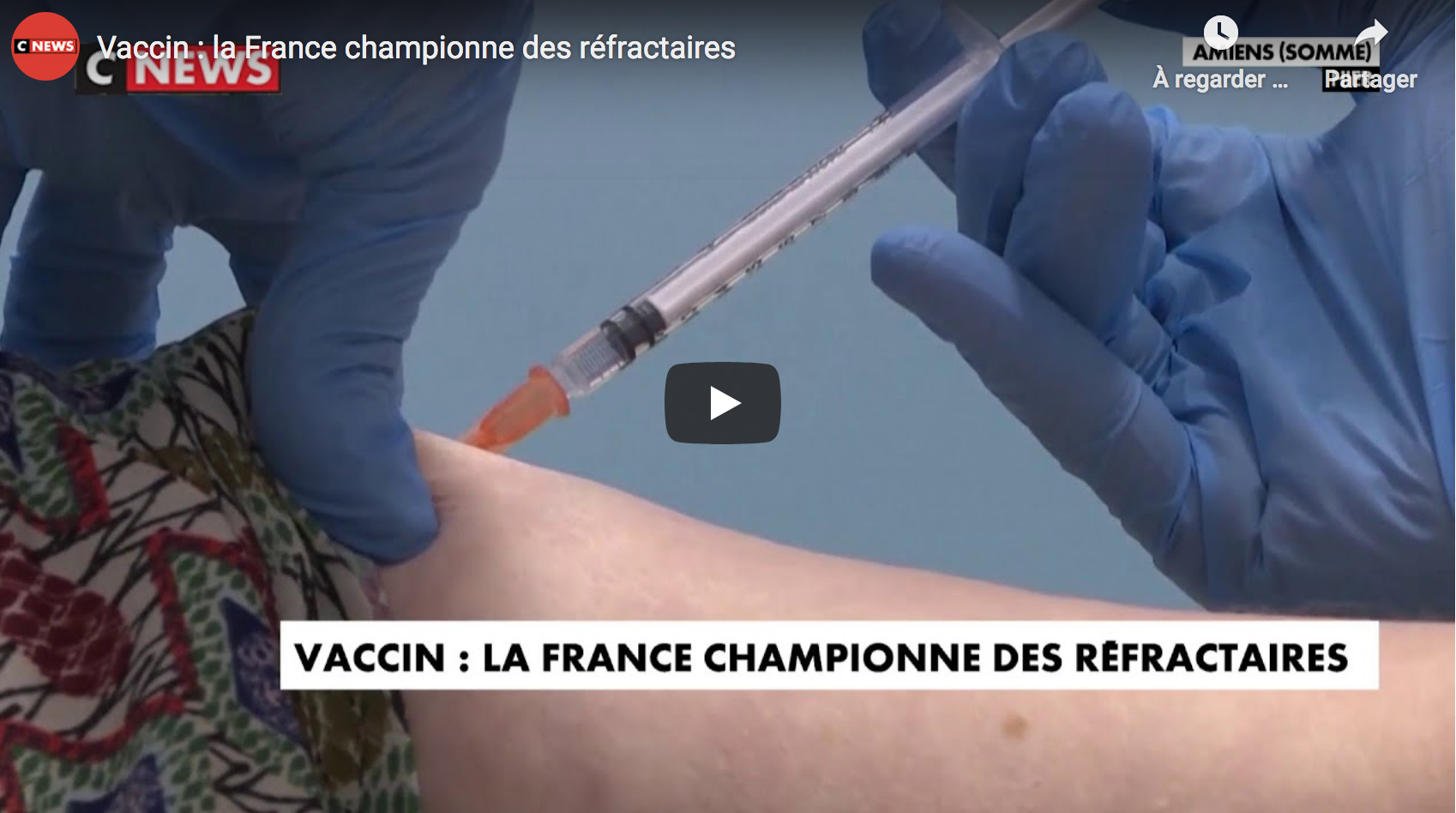 Covid-19 : « Vacciner des gens qui ont des anticorps, c'est une aberration », rappelle Véronique Rogez (VIDÉO)