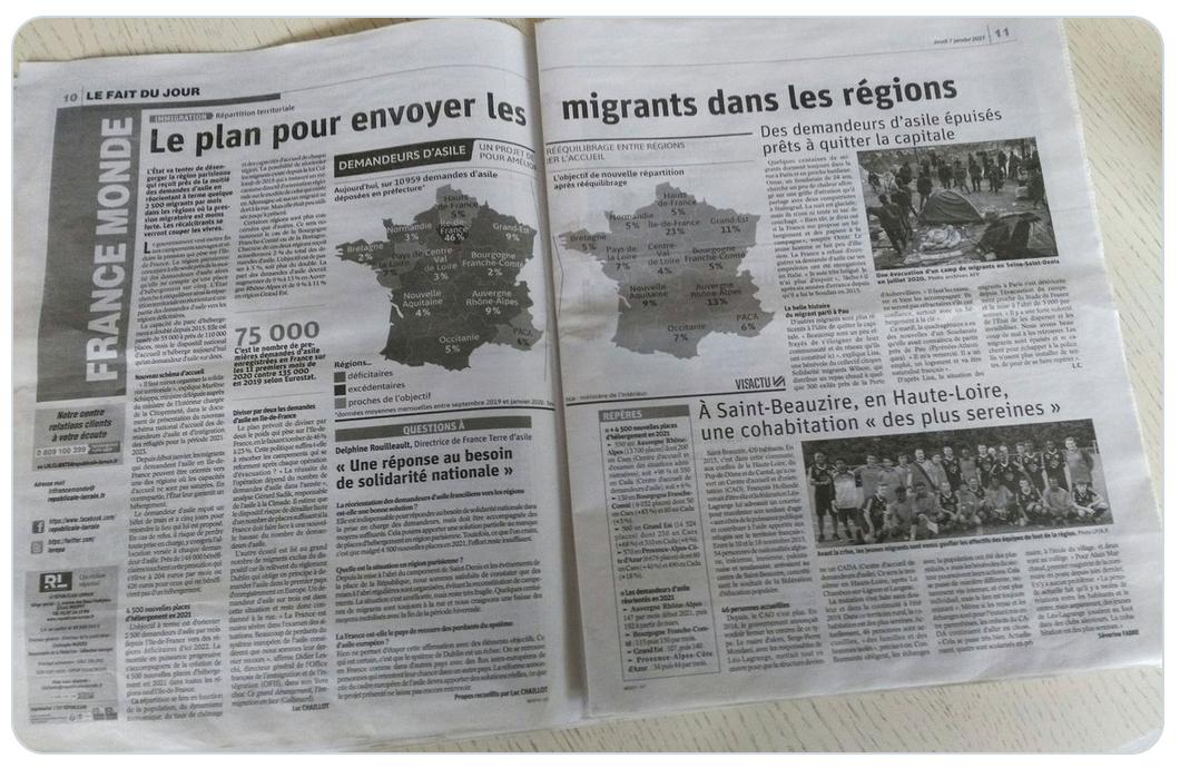 Peupler la province d'immigrés arabo-musulmans : en fait, ce n'était pas une fake news, admettent aujourd'hui les merdias