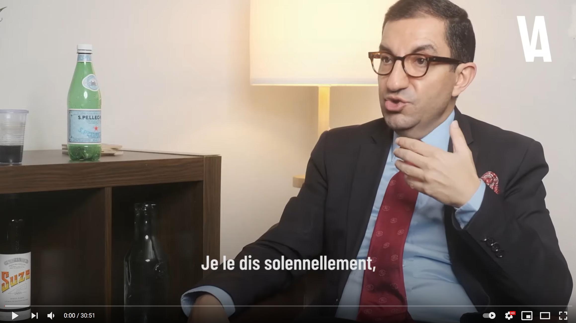 """Jean Messiha : Quel avenir pour le """"camp national"""" ? (ENTRETIEN)"""