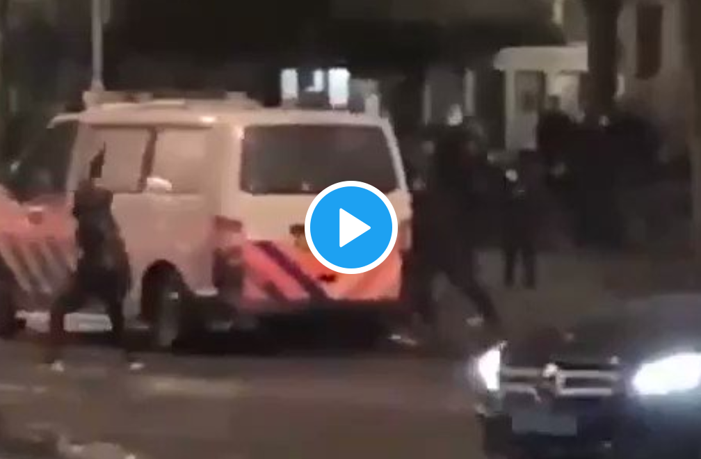 Graves émeutes immigrées aux Pays-Bas (VIDÉO)