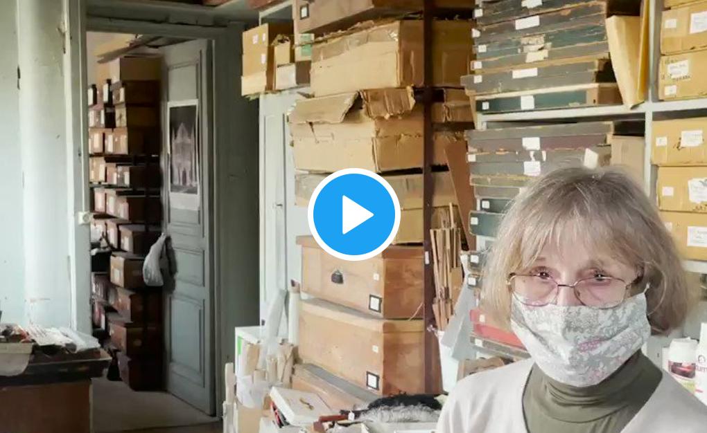 Le dernier atelier d'éventails de Paris risque de disparaître (RENCONTRE)