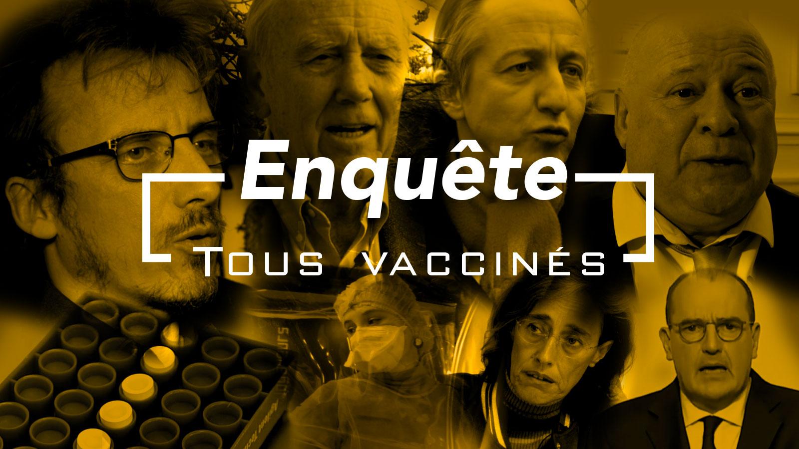 """""""Tous vaccinés"""" ? Enquête sur le « vaccin » à ARN messager contre la Covid-19…"""