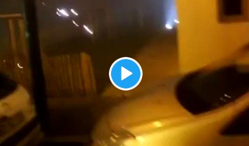 Attaque de policiers au mortier samedi soir à Épinay-sur-Seine (VIDÉO)