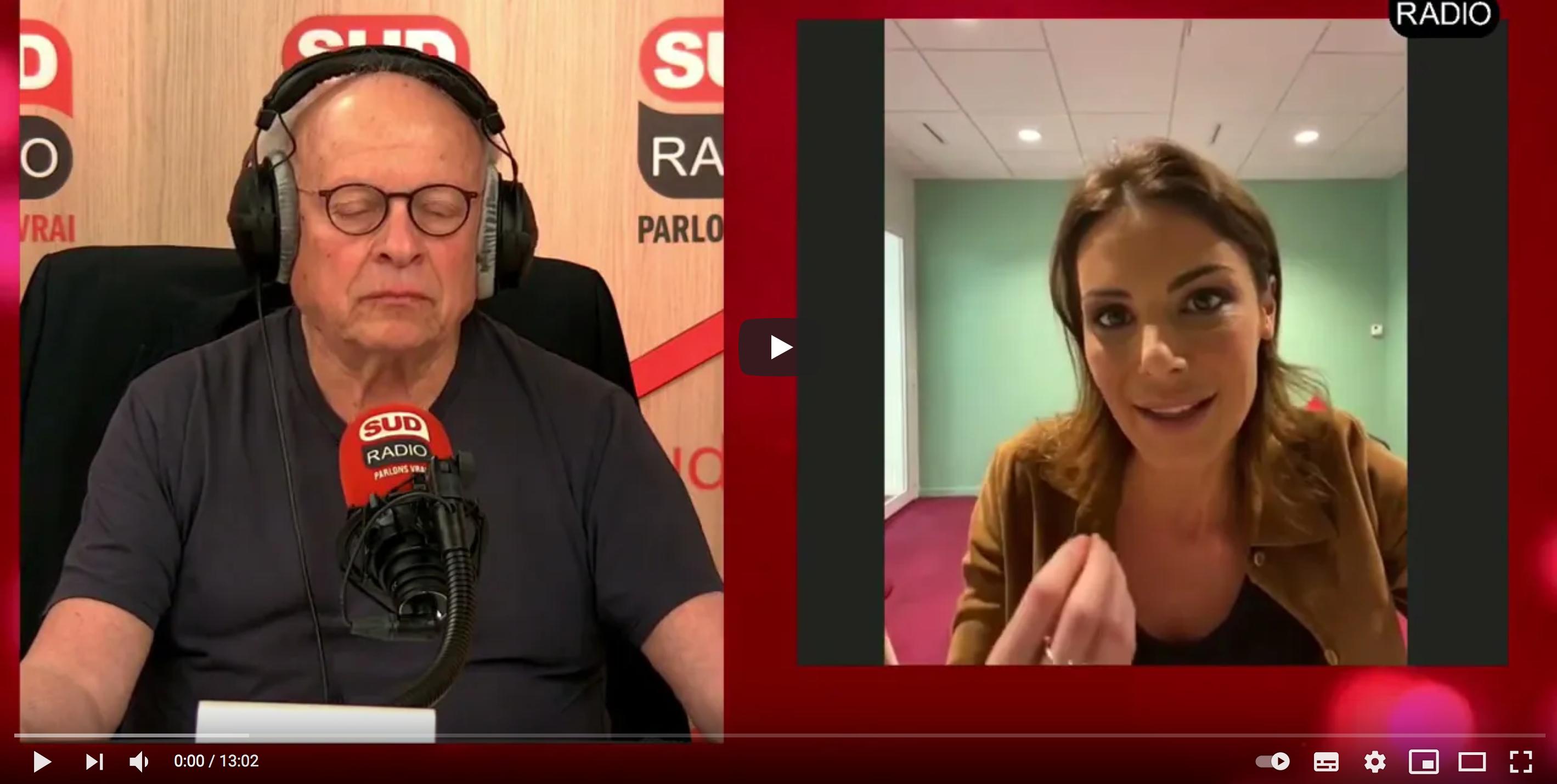 """Marie-Estelle Dupont : """"La peur est beaucoup plus contagieuse que le Covid"""" (VIDÉO)"""