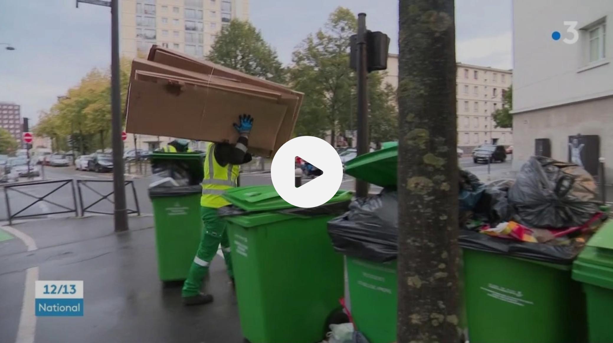 Saleté : la Ville de Paris dénoncée sur les réseaux sociaux (VIDÉO)