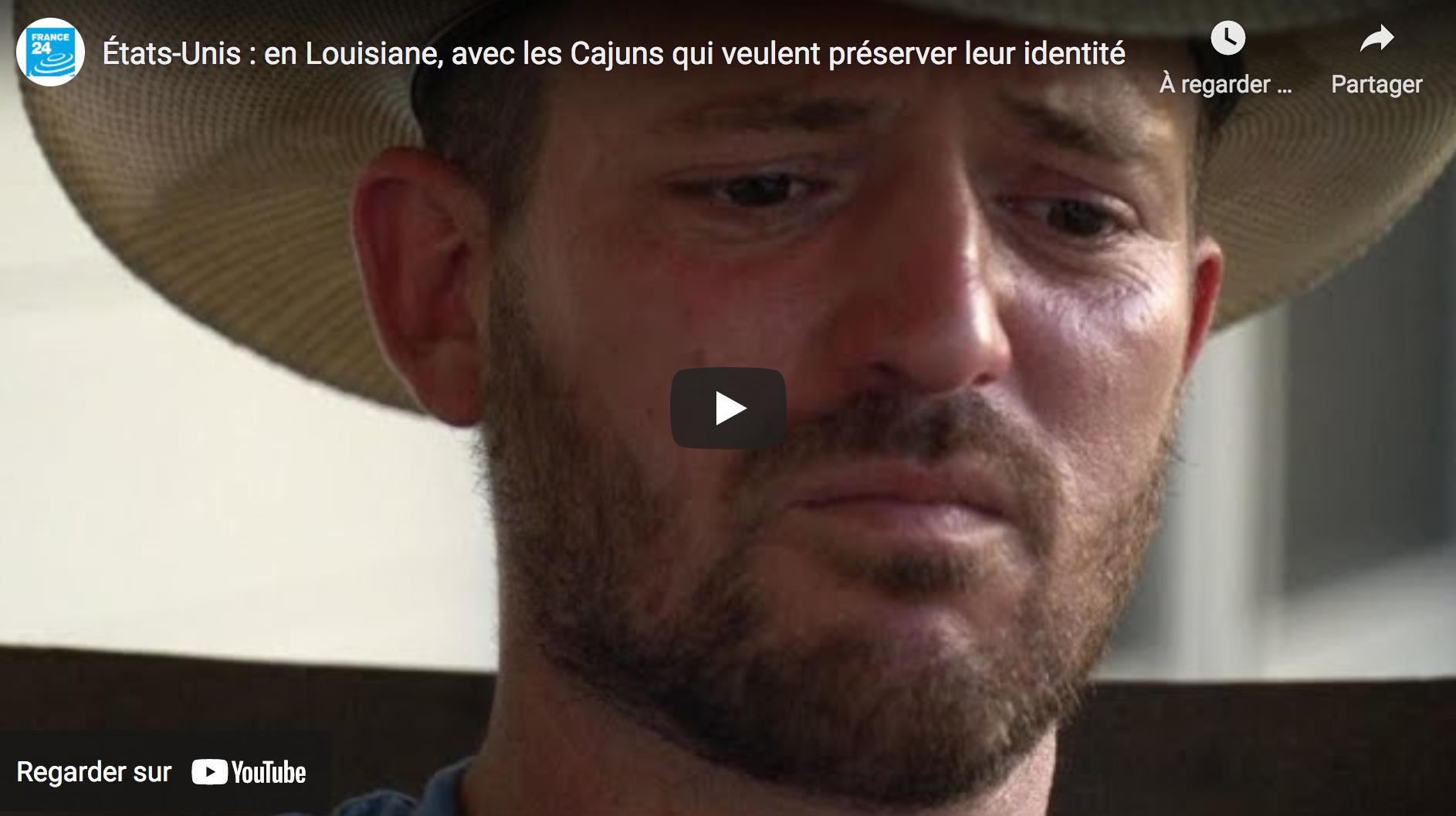 États-Unis : en Louisiane, avec les Cajuns qui veulent préserver leur identité
