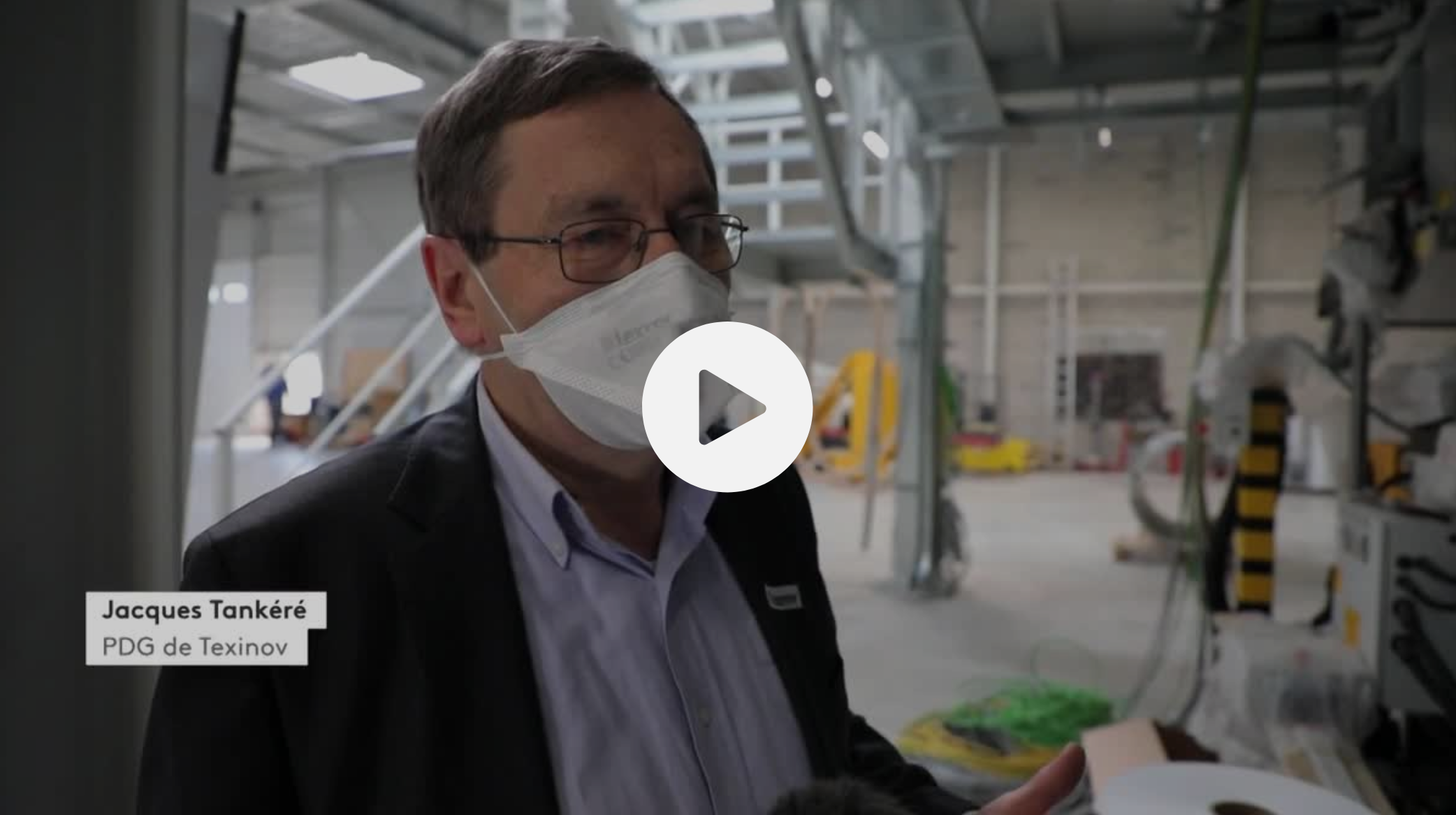 """Covid-19 : les masques """"made in France"""" cherchent preneur…"""