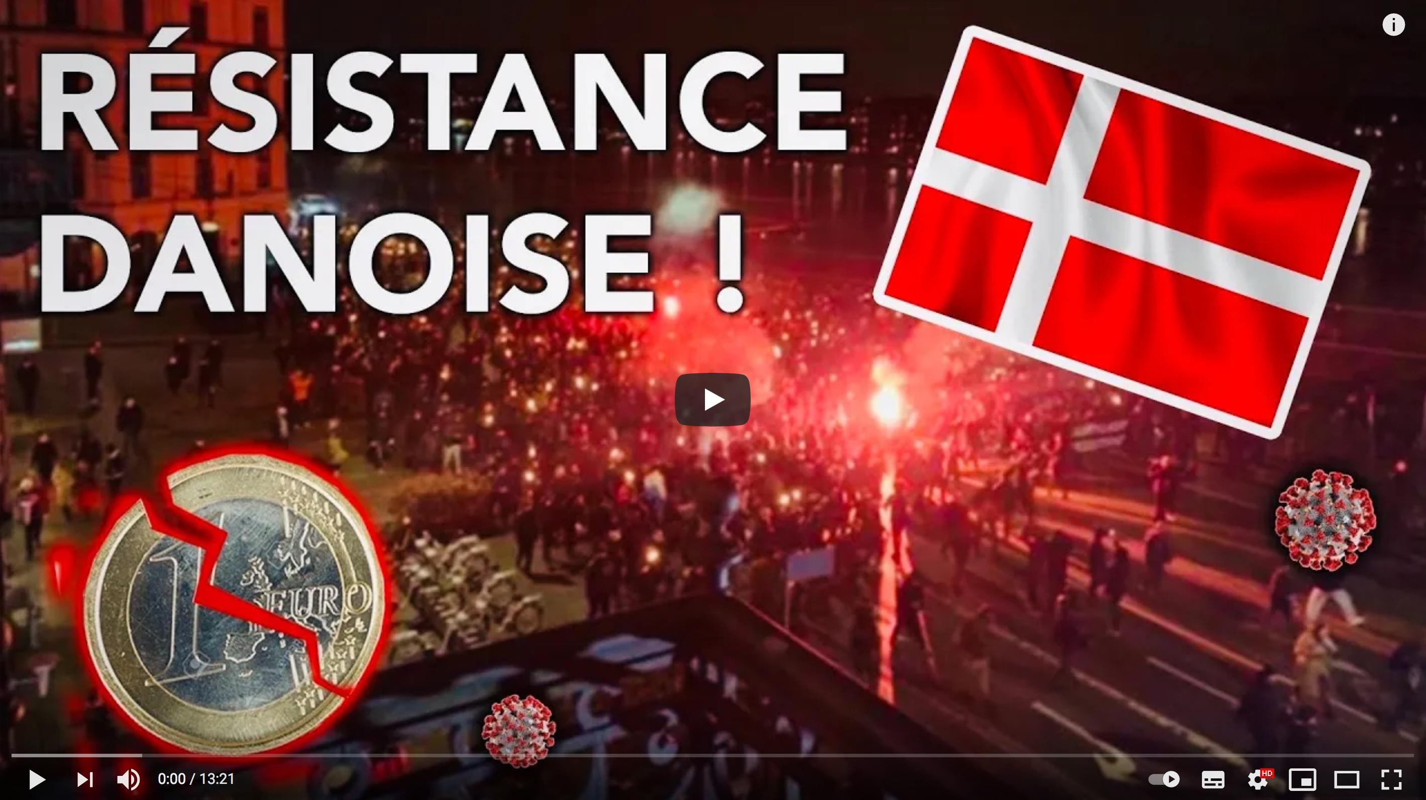 Florian Philippot : Bravo aux Vikings réfractaires ! (AstraZeneca, euro, immigration)