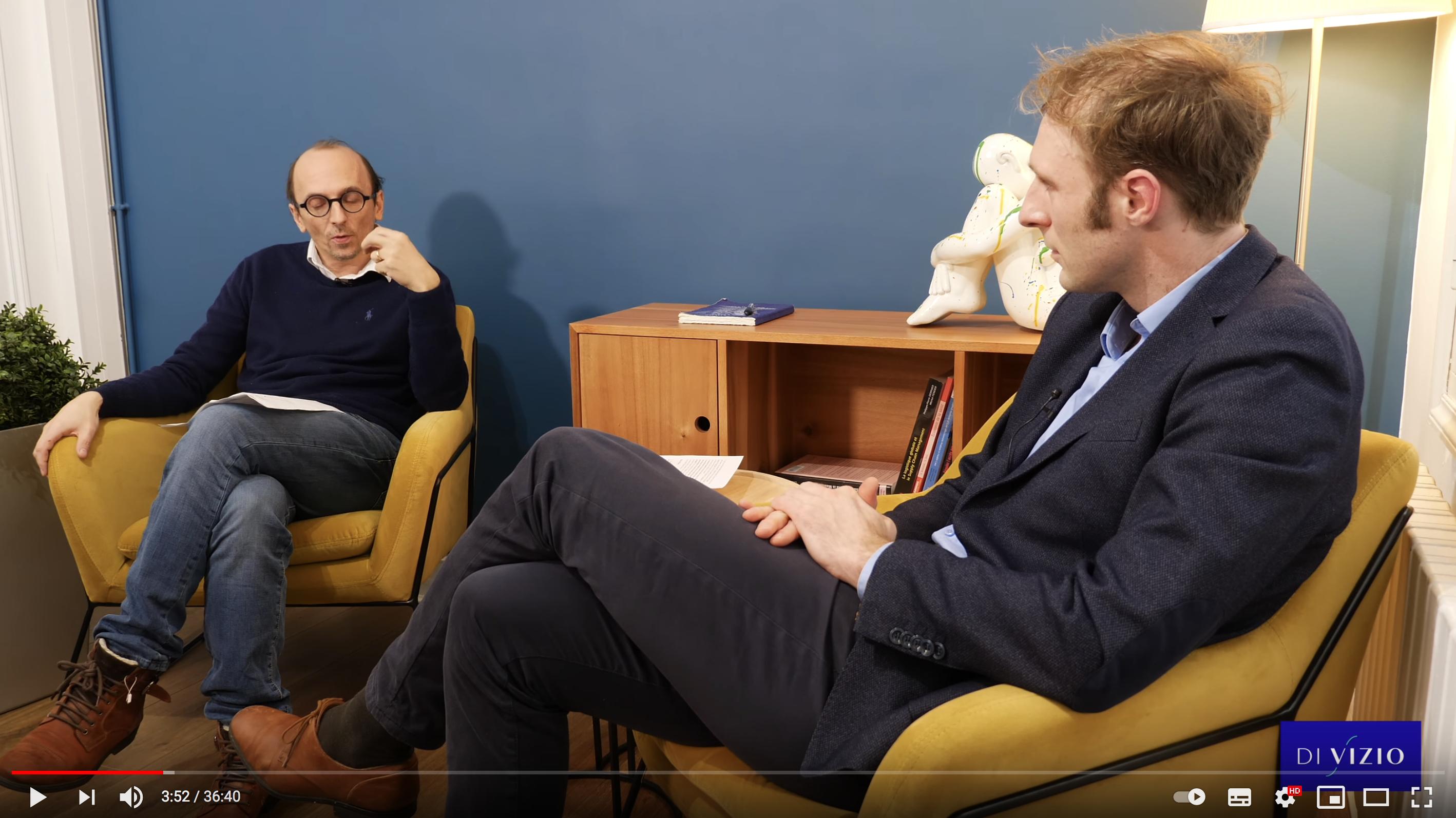 Me Fabrice di Vizio rencontre le Dr Martin Blachier (VIDÉO)
