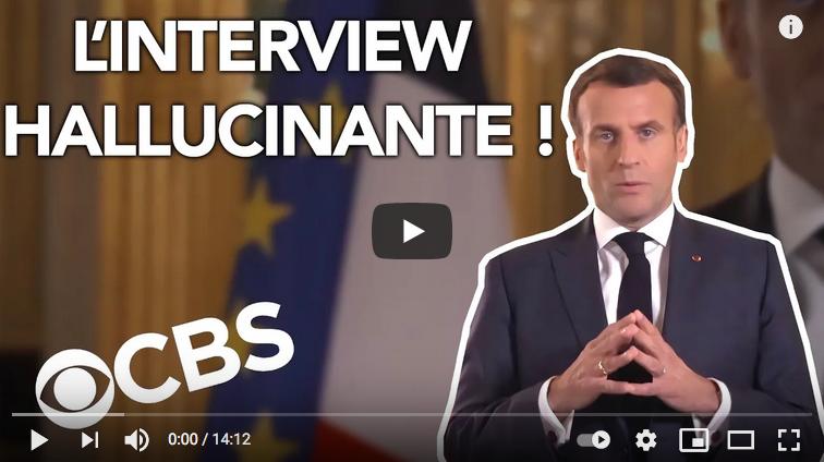 Macron se lâche dans une interview incroyable ! (Florian Philippot)