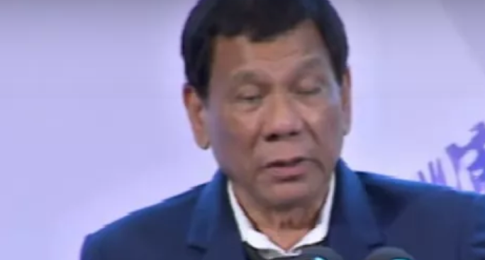 Souveraineté des Philippines : Rodrigo Duterte met en garde l'UE (VIDÉO)