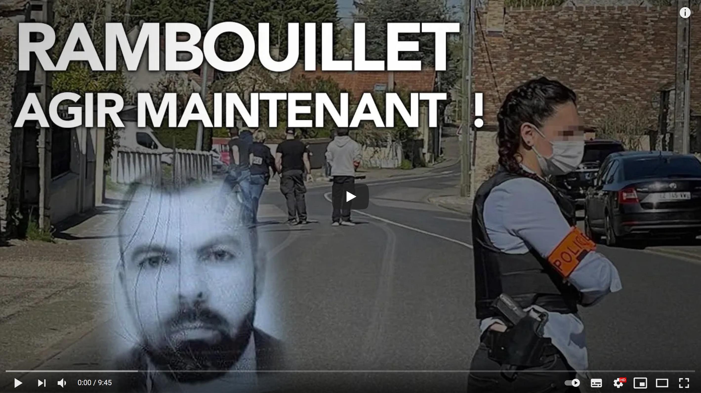Égorgement de Rambouillet : l'Union européenne et la CEDH en cause ! (Florian Philippot)