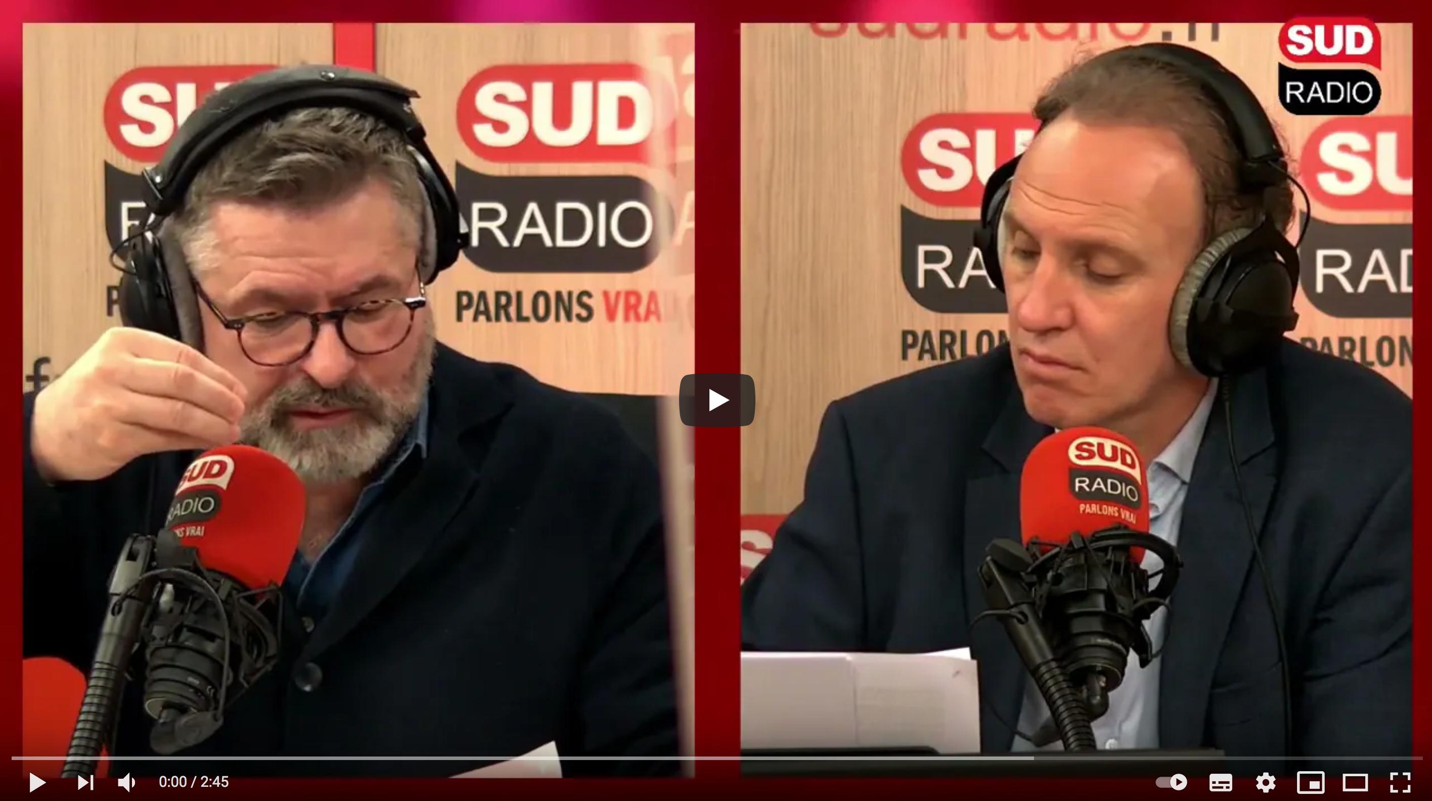 """Thierry Guerrier : """"Macron n'ose pas redire qu'une part du terrorisme peut être liée à l'immigration"""" (VIDÉO)"""