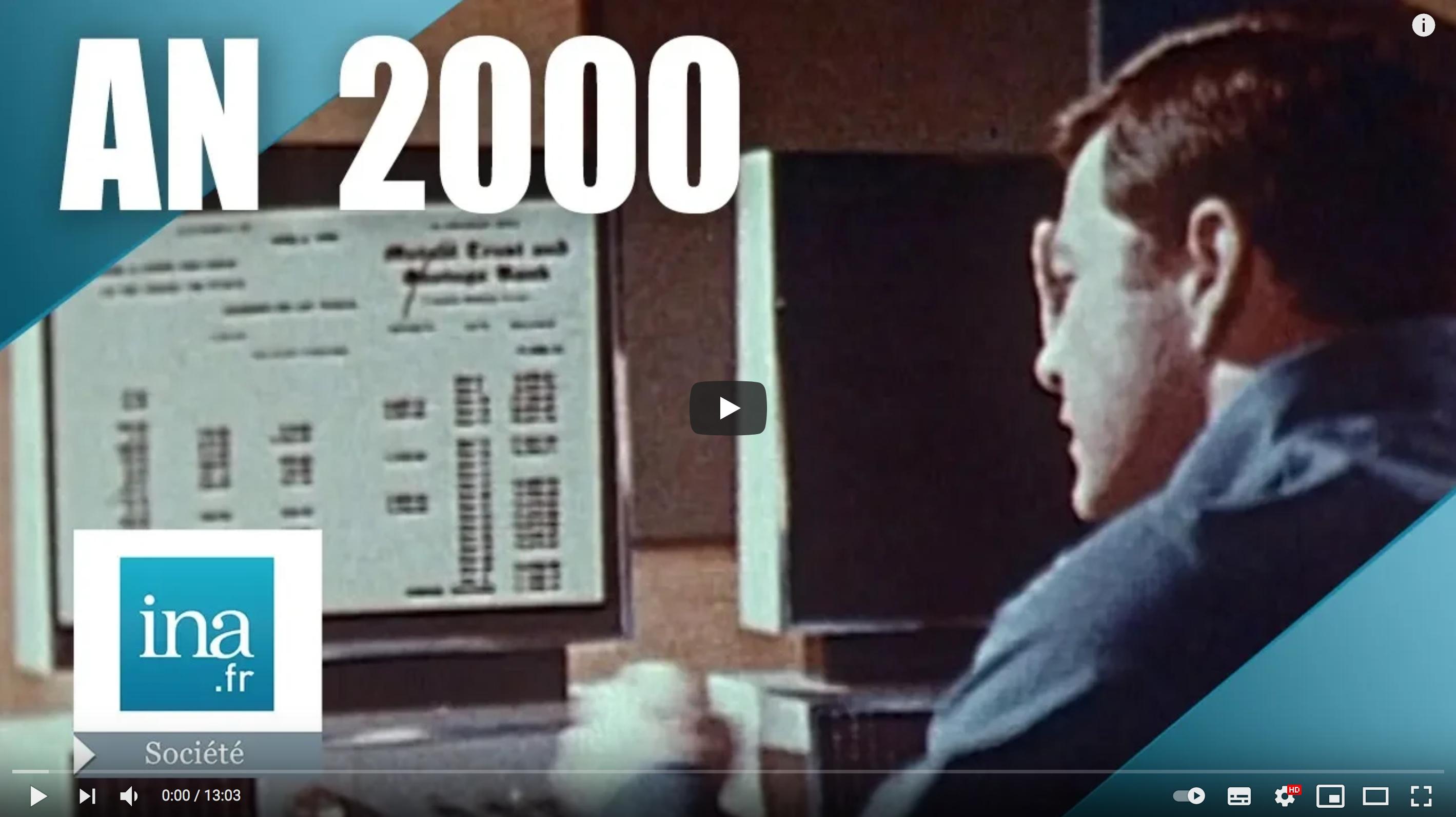 1968 : Le film qui anticipait Internet et l'ordinateur pour tous