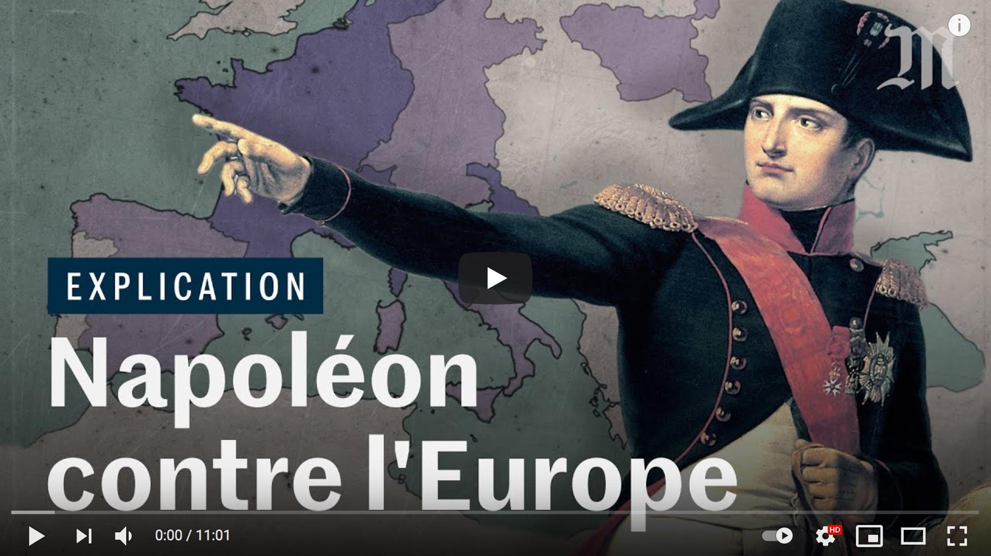 Comment Napoléon a conquis (et perdu) l'Europe