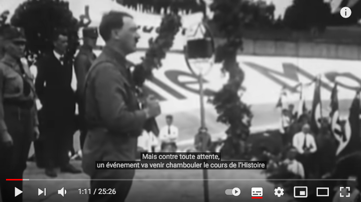 L'homme qui a failli tuer Hitler (à 13 minutes près)