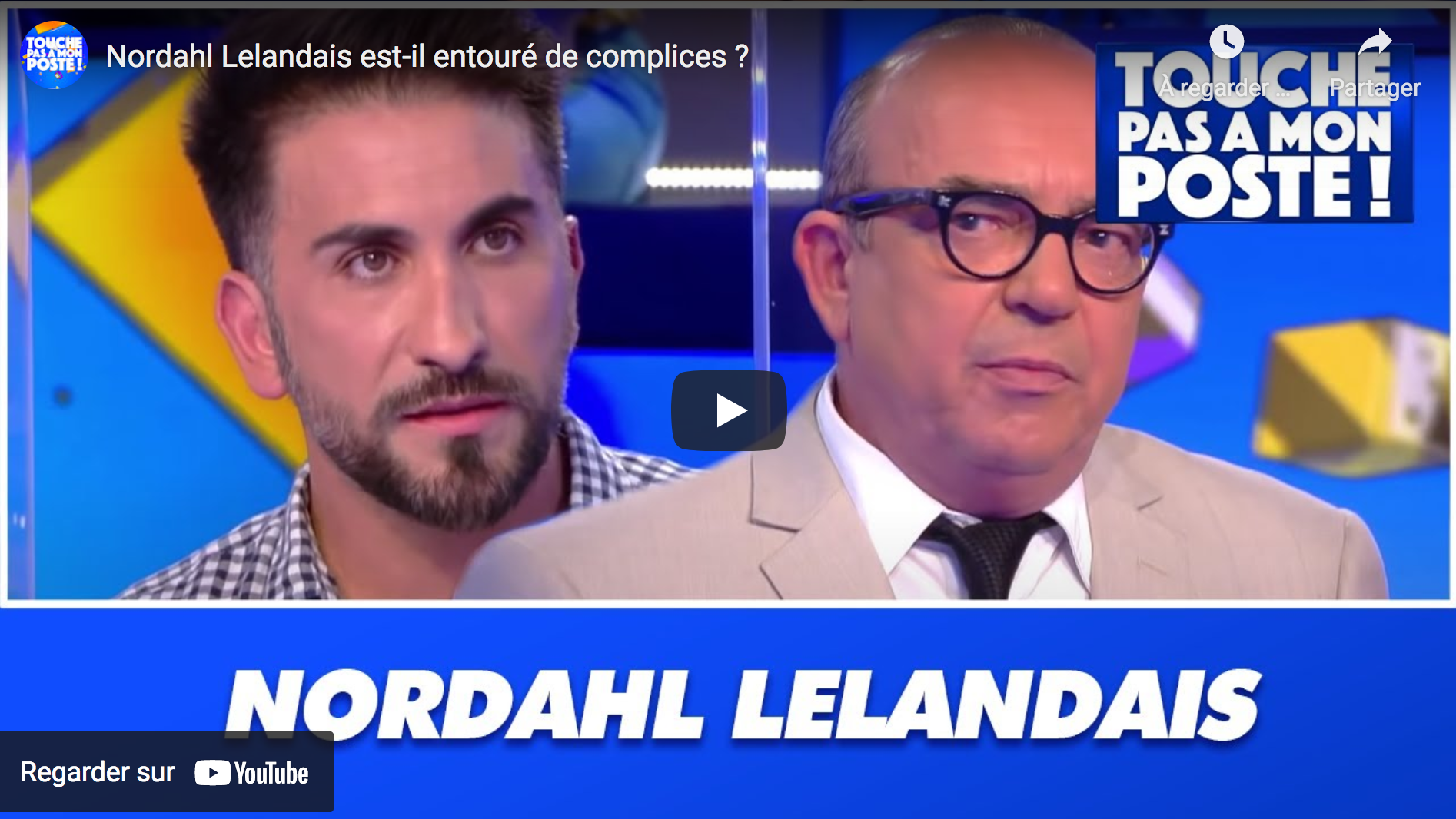 """Nordahl Lelandais avait-il des complices ? Faisait-il partie d'un réseau ? A-t-il été protégé et par qui ? (Karl Zéro dans """"TPMP"""")"""