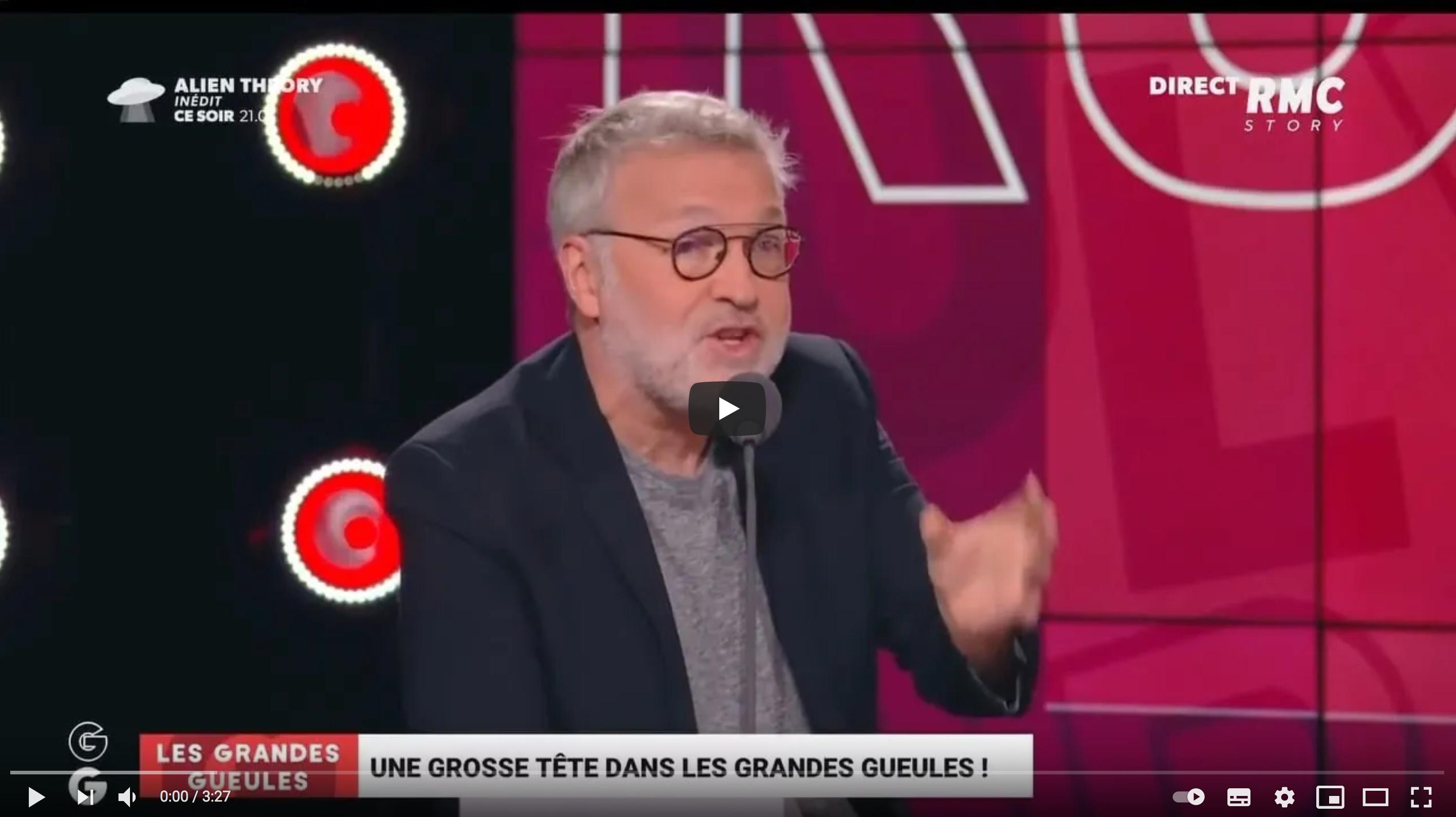"""Laurent Ruquier s'en prend férocement à Olivier Véran : """"C'est un manipulateur !"""" (VIDÉO)"""