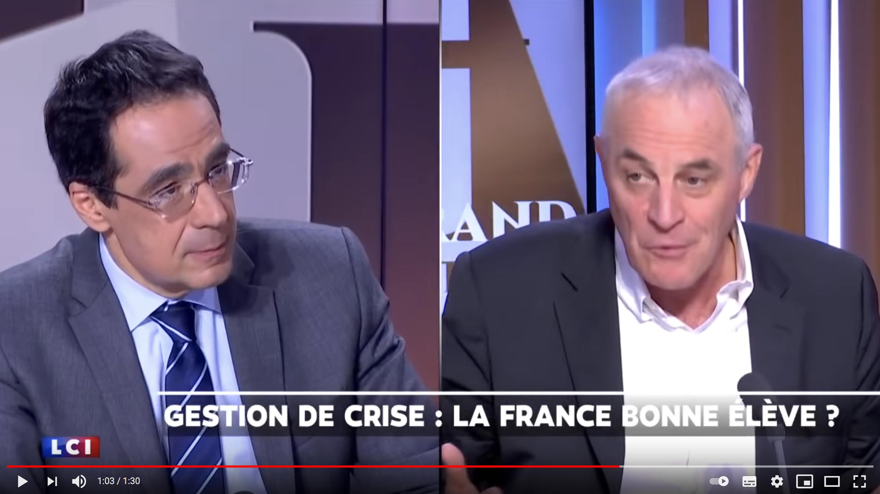 Pr Didier Pittet : « Le Pr Didier Raoult est un microbiologiste hors-pair ! » (VIDÉO)