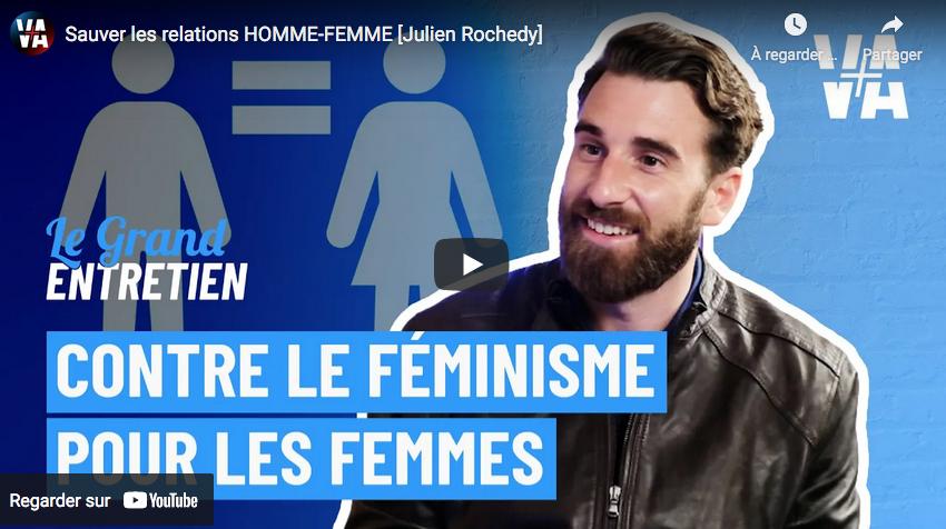 Sauver les relations homme-femme (Julien Rochedy)