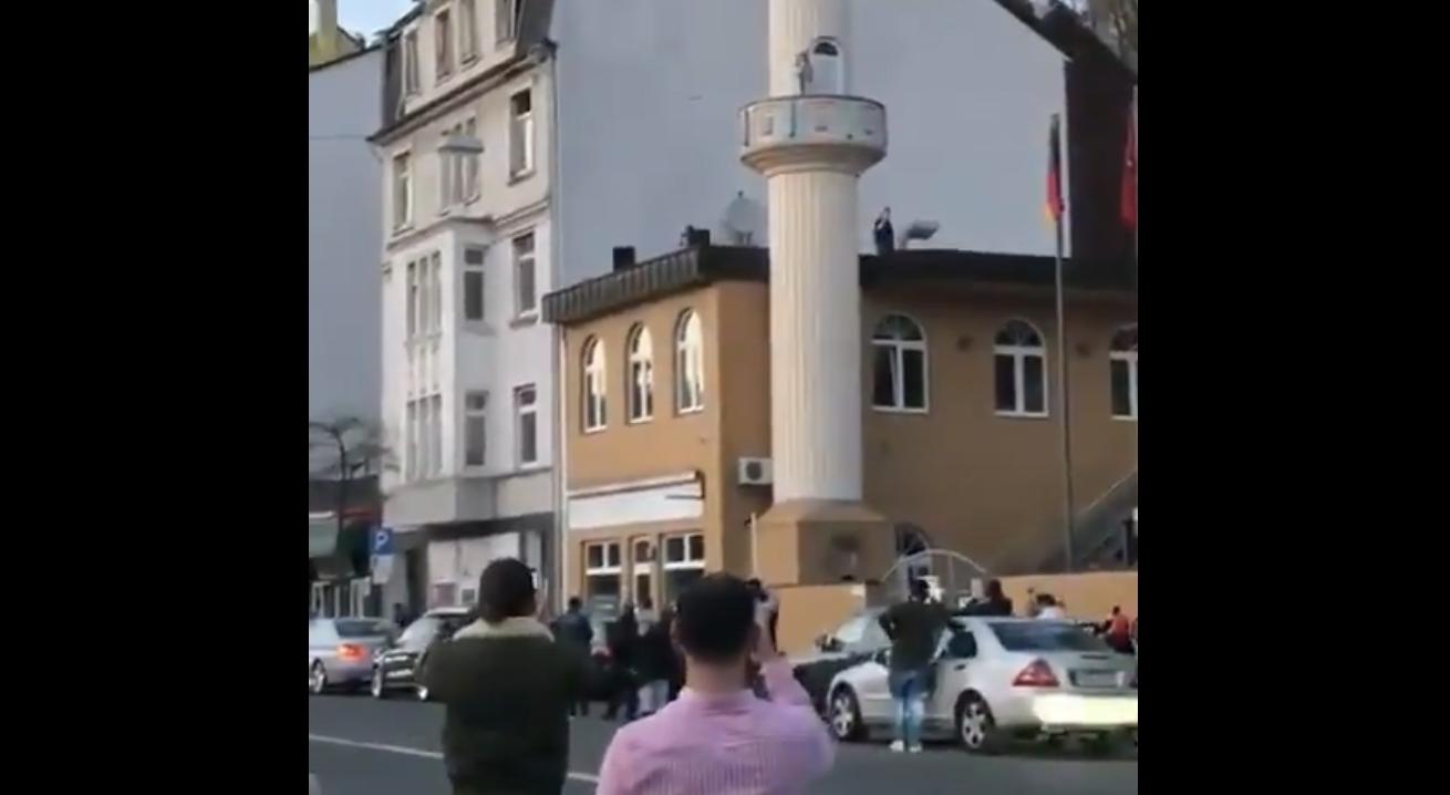 Califat de Wuppertal en Allemagne : l'appel du muezzin résonne dans toute la ville plusieurs fois par jour (VIDÉO)