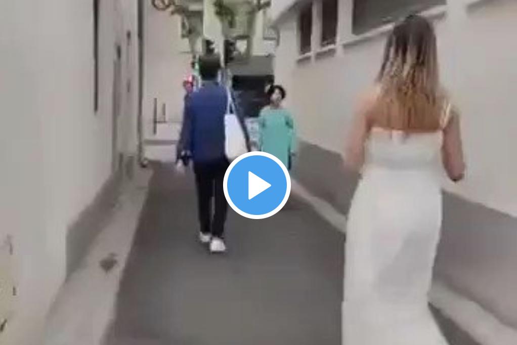 """Jack Lang traité de """"pédophile"""" en pleine rue à Montpellier (VIDÉO)"""